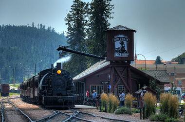 1880 Train Ride